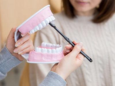 歯医者さんと一緒に、自分の歯を守ろう