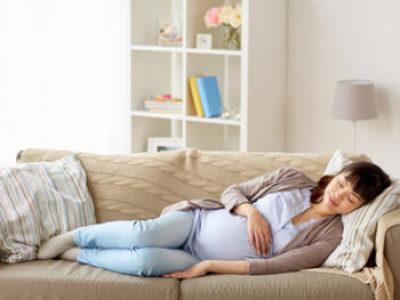 知っておきたい!妊娠後期のマイナートラブル4
